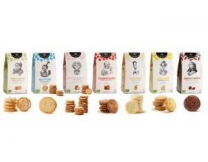 Generous koekjes (Glutenvrij)