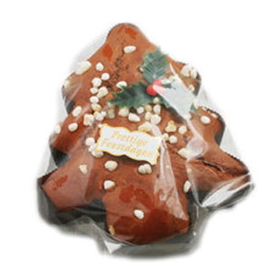 Z11 peperkoeken kerstboom geld inzamelen