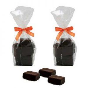 Z11 spekken chocolade geld inzamelen